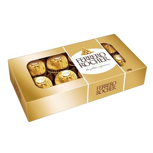 Bombons Ferrero Rocher 8 Unidades