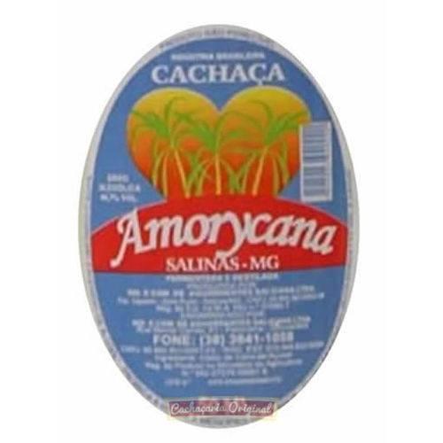 Cachaça Amorycana 50ml