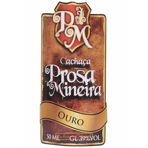Cachaça Prosa Mineira 50ml
