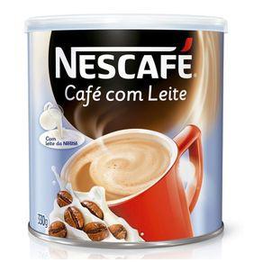 Café com Leite Nescafé 330g