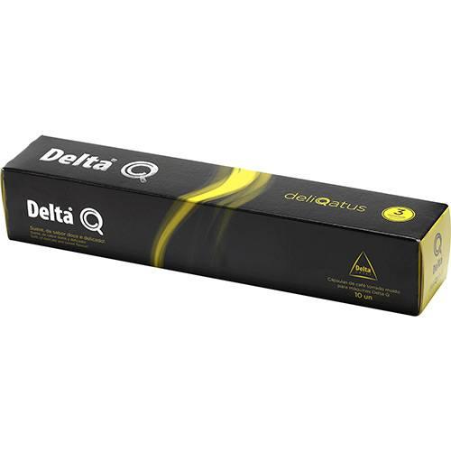 Café Delta Q Cápsulas Deliqatus Nº3 - 10 Cápsulas