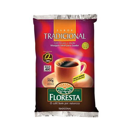 Café em Pó Floresta Tradicional 500gr