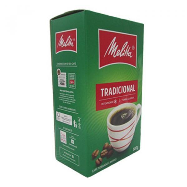 Café em Pó Melitta 500gr