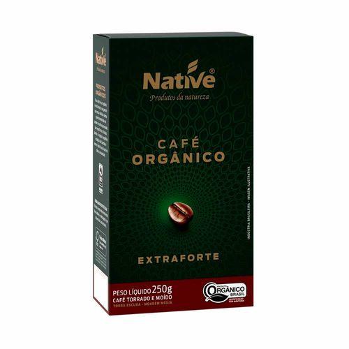 Café T/M Extra Forte 250g - Native