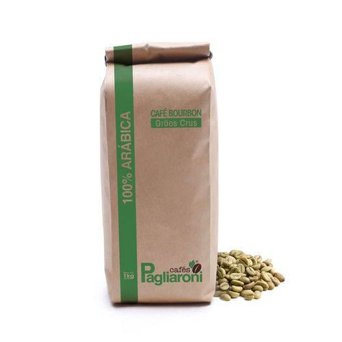 Cafés Pagliaroni Grãos Crus: Bourbon 1kg