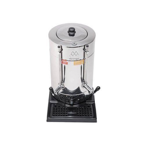 Cafeteira Elétrica Industrial 4 L 1 Dep C/ Ping Master 1300w 220v - M.410a/Cf.3.402 - Marchesoni - 0