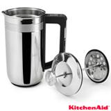 Cafeteira Francesa KitchenAid com 0,74 Litros de Capacidade em Inox - KXD03ARONA