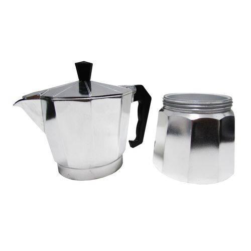 Cafeteira Mini Express 1 Xicara Prata