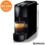 Cafeteira Nespresso Essenza Mini Preto para Café Espresso - C30-BR