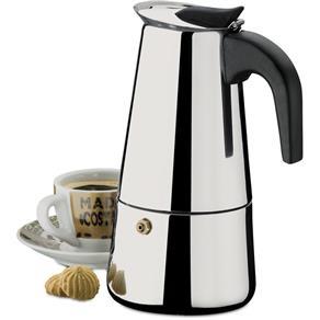 Cafeteira Tipo Italiana Inox 400ml