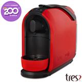 Cafeteira Três Corações Mimo S24 Vermelha para Café Espresso - 2003894