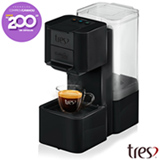 Cafeteira Três Corações S26 Pop Preta para Café Espresso - POP950