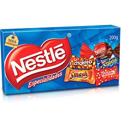 Caixa de Bombom Especialidades 200g - Nestlé