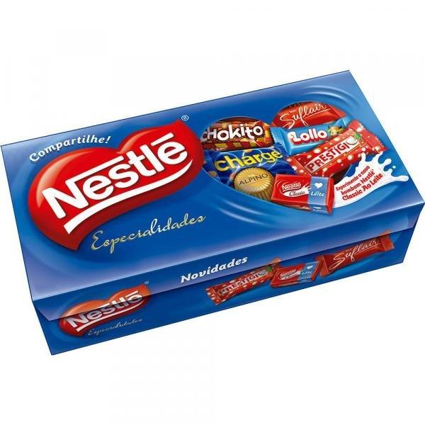 Caixa de Bombom Especialidades 300g - Nestlé