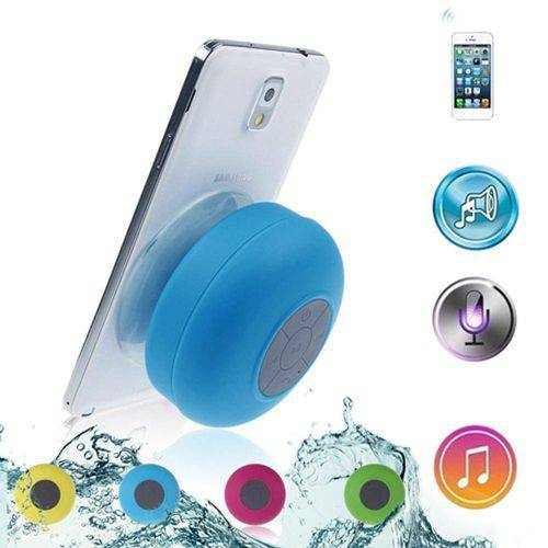 Caixa de Som Bluetooth a Prova D Agua