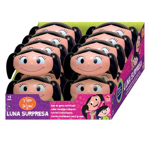 Caixa Ovo Surpresa Show da Luna Ref.3959 C/16 - Dtc
