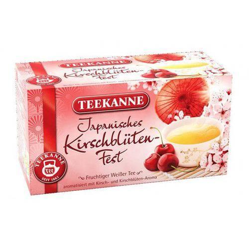 2 Caixas de Chá Branco com Flores de Cerejeira (20 Saq.cada) 30g Cada - Teekanne