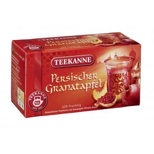 2 Caixas de Chá Romãs Persas e Pêssego (20 Saq.cada) 45g Cada- Teekanne