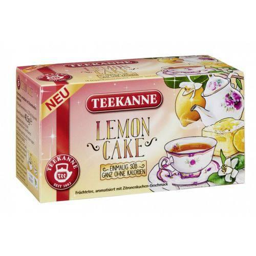 2 Caixas de Chá Torta de Limão (18 Saquinhos) 40,5g Cada - Teekanne