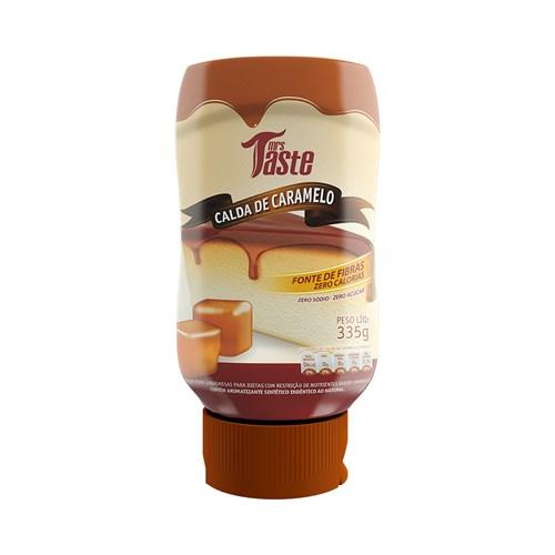 Calda de Caramelo 335g - Mrs Taste