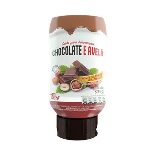 Calda de Chocolate com Avelã (335g) - Mrs Taste