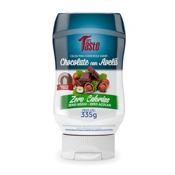 Calda de Chocolate e Avelã 335g - Mrs Taste - Mrs. Taste
