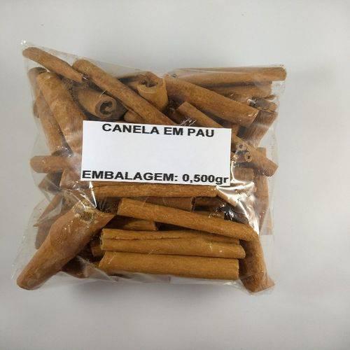 Canela em Pau - Embalagem 0,500gr