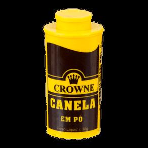 Canela em Pó Crowne 30g