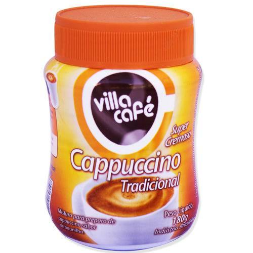 Cappuccino Tradicional Villa Café 180g