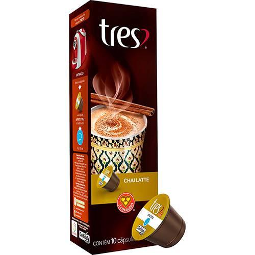 Cápsula de Chai Latte Tres - 10 Cápsulas