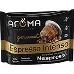 Cápsulas de Café Espresso Intenso Aroma Selezione Compatível Nespresso - 10 Unidades