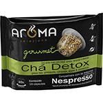Cápsulas de Chá Detox Aroma Selezione Compatível Nespresso - 10 Unidades