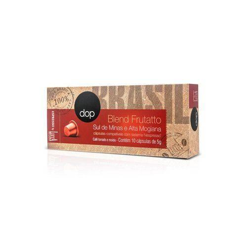 Cápsulas Dop Espresso Blend Fruttato - Compatível com Nespresso