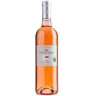 Caze Blanque Rosé Syrah 2015