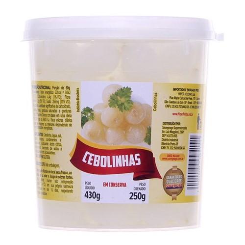 Cebolinha Cons 250g Sav
