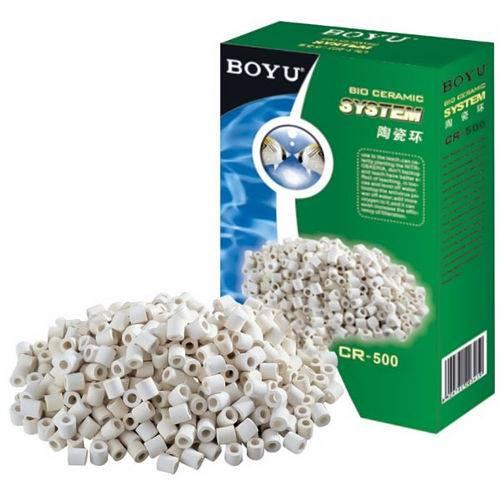 Ceramica Megapore para Biologia Boyu Cr-300 300g