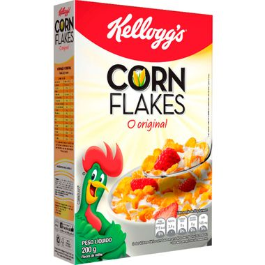 Cereal Corn Flakes Kellogg's 200g