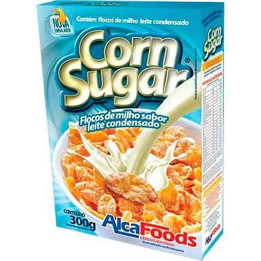 Cereal Cornsugar Alcafoods 500g