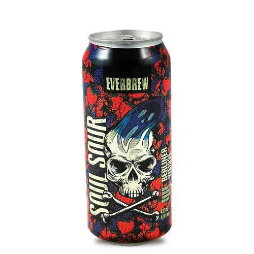 Cerveja Artesanal Everbrew Soul Sour 473ml