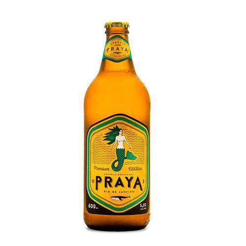 Cerveja Artesanal Praya 600ml