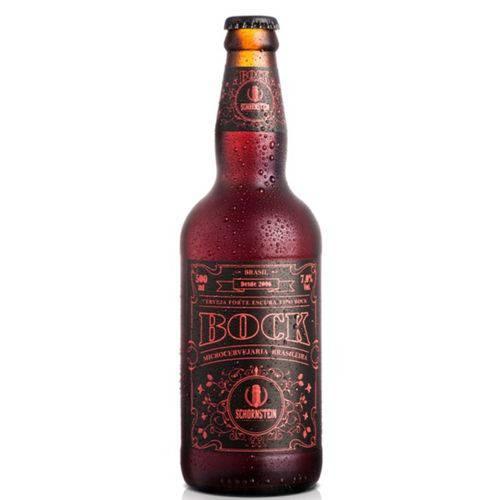 Cerveja Artesanal Schornstein Bock 500ml