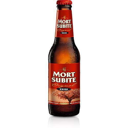 Cerveja Belga Mort Subite Kriek - 250ml