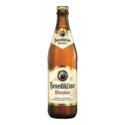 Cerveja Benediktiner Weissbier 500 Ml