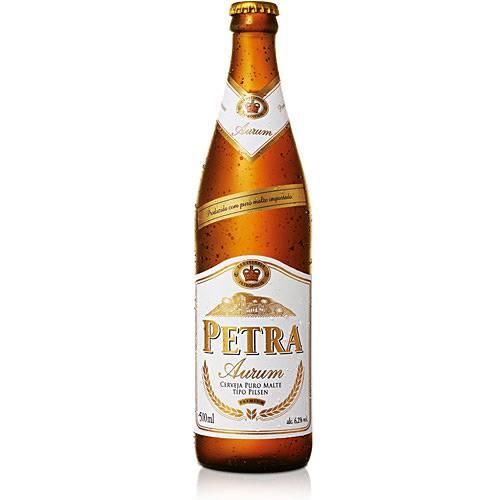 Cerveja Brasileira Itaipava Petra Aurum - 500ml