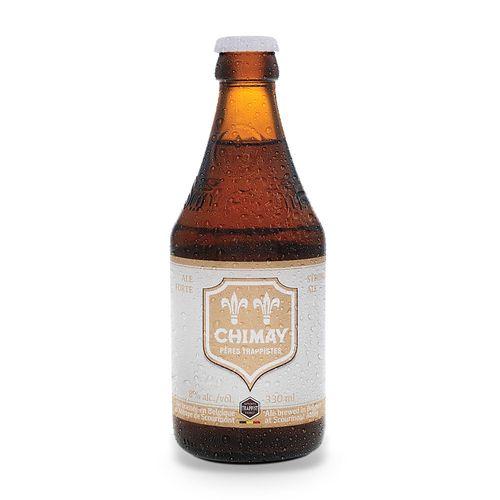 Cerveja Chimay White 330ml