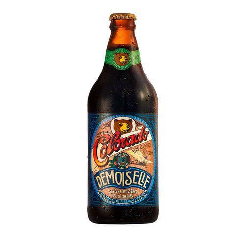 Cerveja Colorado Demoiselle 600ml