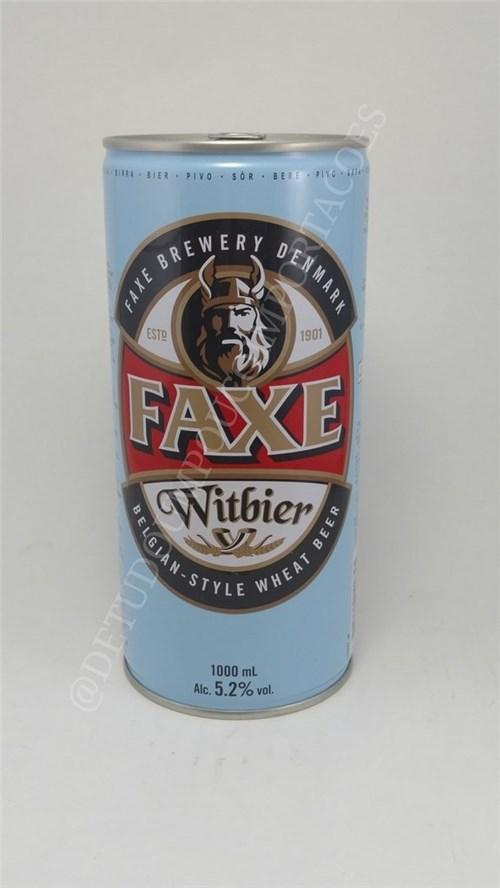 Cerveja Faxe - Witbier