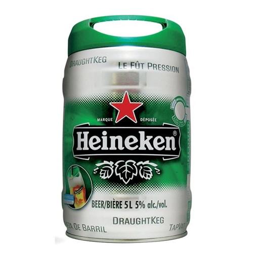 Cerveja Heineken 5l