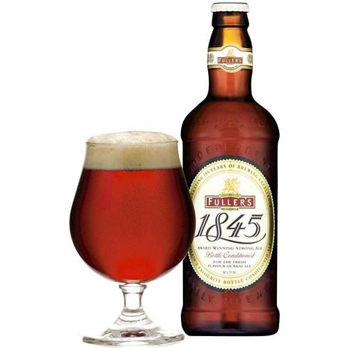 Cerveja Inglesa Fuller's 1845 Ale 500ml