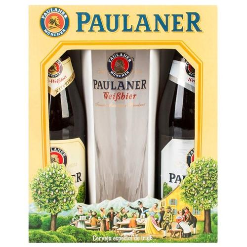Cerveja Paulaner 500ml Alem Lv2+1cp